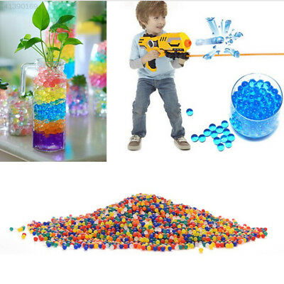 4000pcs Water Crystal Bullet Orbeez Nerf Gun Paintball Ball Pistol Boy Toy
