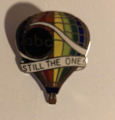 Abc Still The One Balloon Pin