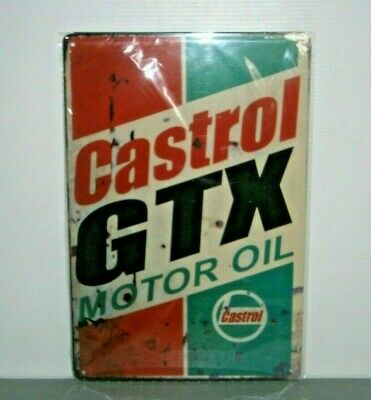 Details about  /EEMOMS1C Esso Extra Motor Oil Metal Sign New 30 cm H X 20 cm W
