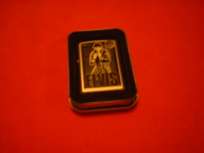 Zippo Collector Lighter - Elvis Presley