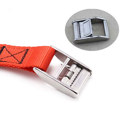25mm 316 Stainless Steel Cam Buckle for Tie-Down Straps