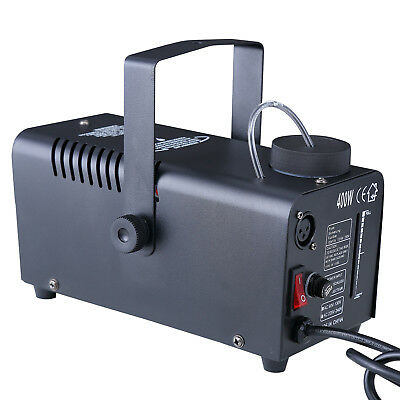 Kenwell Smoke Fog Machine  Stage Fogger Effect Equipment with Remote DJ Show