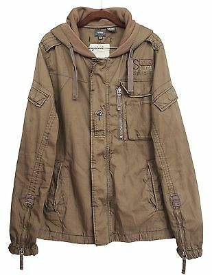 G-STAR RAW  Hooded Jacket Cotton Size XL