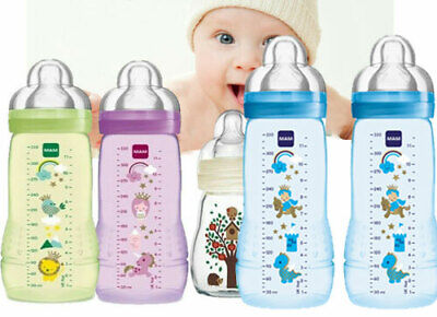 MAM Easy Active Baby Bottle (Choose your bottle)