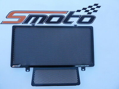 Triumph 1050 Sprint ST/ GT Radiator Guard and Oil Cooler Guard 2010 on