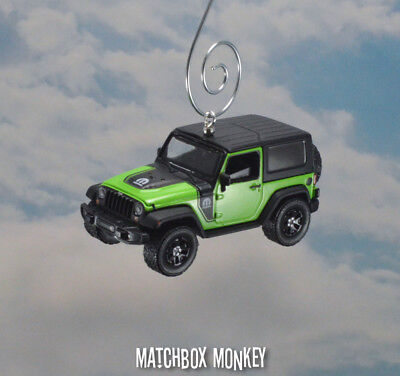 Jeep Christmas Ornament.Toys Hobbies 2018 Jeep Wrangler Rubicon Open Top Custom