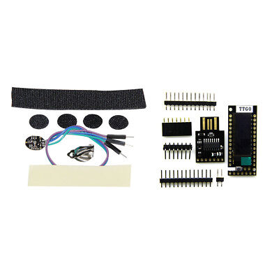 ESP32 MODULE HEART-RATE Sensor Bluetooth Wifi 0 91 OLED