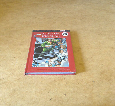 Marvel's Mightiest Heroes Book Collection #121 Doctor Octopus Spider-Man Story