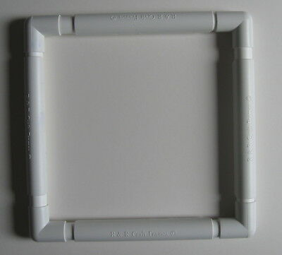 R & R Craft Frame - Square (approx 11 inches) - Complete - Please Read.