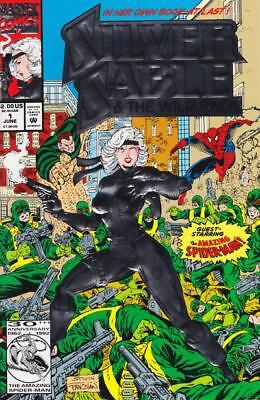 Silver Sable and the Wild Pack #1