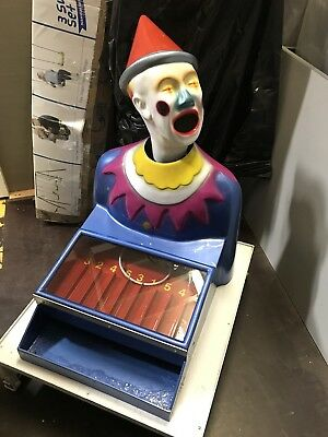 Carnival Laughing Clown