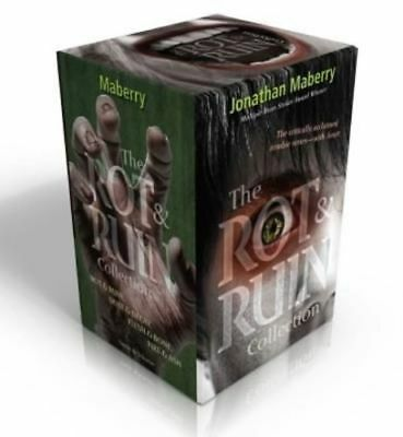 The Rot & Ruin Collection 4 Books Set Hardback | Jonathan Maberry