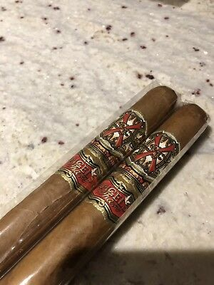 2 Opus X Angels Share Cigar Band in Original Package