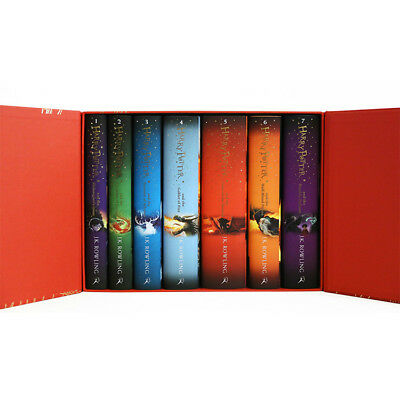 Harry Potter Complete Collection 7 Books Set Collection J.K.Rowl | Rowling, J.K.