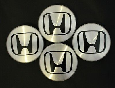 4x Honda Centre Caps 69mm Civic CR-V Jazz