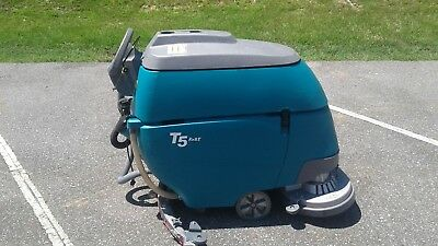 Reconditioned Tennant T5 Fast Walk Behind Floor Scrubber (28In.)