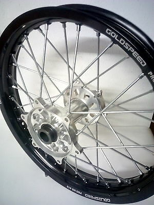 wheel Hinterrad Rad KTM sx exc Nabe GOLDSPEED magnes. 18 x 2,15 NO excel talon