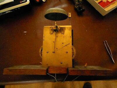 Fussee Movement for Grandfather Clock with Pendulum - ABOT