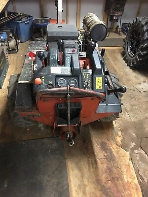 1820 Walk Behind Ditch Witch With Bore