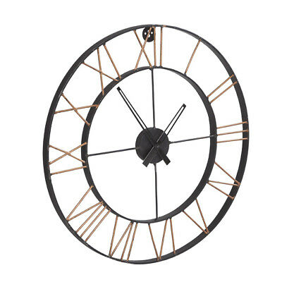 Owo Living LINCOLN METAL CLOCK LARGE