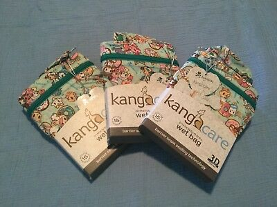 Kanga Care TokiTreats Wet Bag Limited Edition