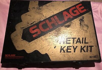 Schlage Professional Re-Keying Key Kit Pins Lock Cylinders Ingersoll Rand Tools