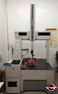 Mitutoyo Bright Apex A707 CMM Coordinate Measuring Machine, Renishaw PH9 Probe