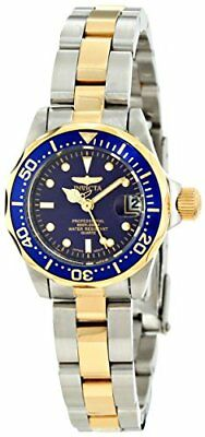 """Invicta Women's 8942 """"Pro Diver"""" Stainless Steel Two-Tone Watch"""