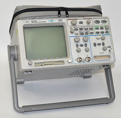 Agilent 54622D 2+16 Channel, 100 MHz Mixed-Signal Oscilloscope *Used* Opt N2757A