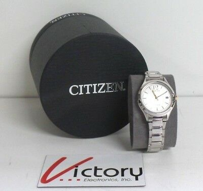 Citizen FE6124-51A Eco-Drive Two-Tone Stainless Steel Women's Watch (V-100)
