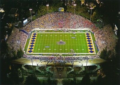 San Jose State University Spartan Stadium Postcard