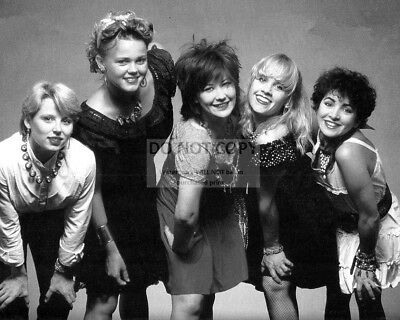 THE GO GOs 1980s POP ROCK BAND