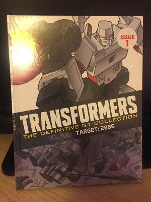 transformers definitive g1 collection Issue 1 Volume 6 Target 2006