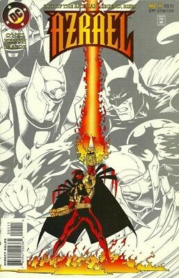 Us Comics Azrael: Agent Of The Bat Digital Collection On Dvd