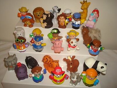 Fisher Price Little People Figures X 30