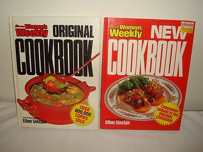 Women's Weekly Original And New Cookbooks (Hardcover)