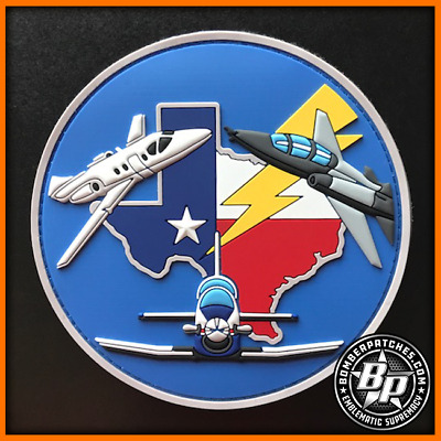 47Th Student Squadron Friday Morale Pvc Patch, T-1 T-6 T-38 Laughlin Afb Usaf