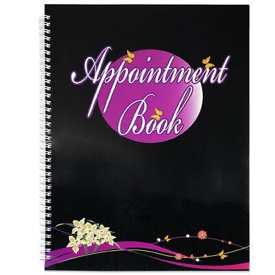4 Columns Salon Beauty & Nails Appointment Schedule Planner Organizer Book