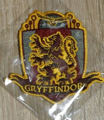 Loot Crate Harry Potter Wizarding World Gryffindor House Patch - NEW