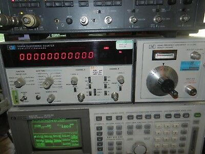HP-AGILENT HP5345A Electronic Counter