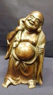 High quality, laughing Lucky Buddha / Monk!// Art. 199