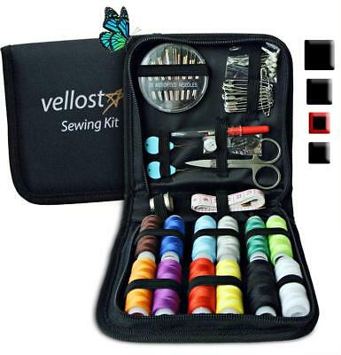Sewing KIT - Deluxe Pack for Emergency Clothing Repairs. Highly Rated Medium Sew