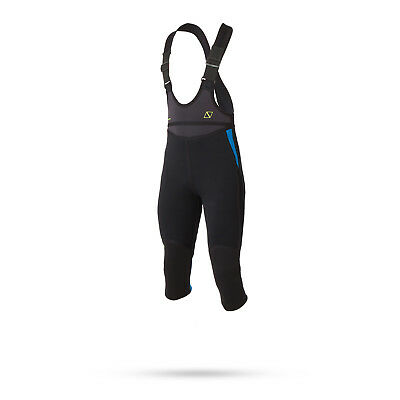 Pantalon De Randonnée Magic Marine Ultimate Flatlock 3/4 2018 - Noir