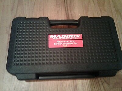 Macpherson Strut Spring Compressor Set Maddox Case Box Forged Container New