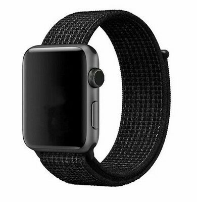 Quick Dry Band For Apple Watch/ iWatch Lightweight Sport Loop Series 1 2 3