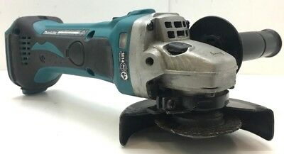 Makita DGA452 LXT 18V 115mm Cordless Angle Grinder Power Tool - Skin Only