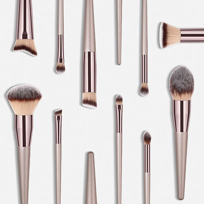 1PCS Pro Face Foundation Cosmetic Eyebrow Eyeshadow Brush Makeup Brush Set Tools
