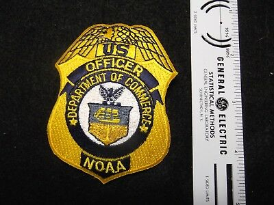 Federal NOAA Commerce Police Officer rare issue