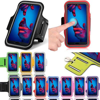 Fancy Gym Sport Armband For Nokia 7 Plus Workout Running Exercise Case Holder 7+
