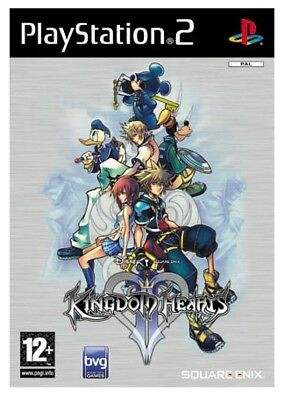Kingdom Hearts 2 II PS2 Playstation 2 Game Brand New In Stock Brisbane